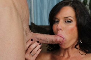 Veronica Avluv & Johnny Sins in Seduced by a Cougar - Naughty America - Sex Position #4
