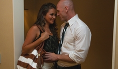 Allie Haze & Johnny Sins - Tonight's Girlfriend - Sex Position #1