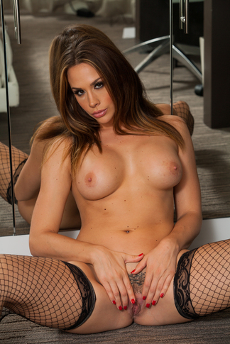 Chanel Preston & Jordan Ash in Tonight's Girlfriend - Naughty America - Centerfold