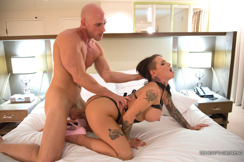 Christy Mack First Time