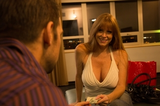 Darla Crane & Johnny Castle  in Tonight's Girlfriend - Tonight's Girlfriend - Sex Position #1