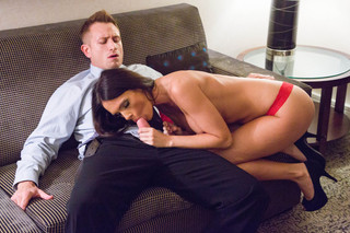 Jennifer Dark & Bill Bailey  in Tonight's Girlfriend - Naughty America - Sex Position #5