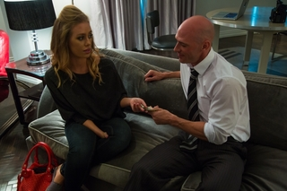 Nicole Aniston  & Johnny Sins in Tonight's Girlfriend - Tonight's Girlfriend - Sex Position #1