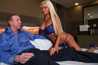 Nikita Von James & Mark Wood in Tonight's Girlfriend - Naughty America - Sex Position #3