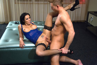 Rachel Starr & Bill Bailey  in Tonight's Girlfriend - Naughty America - Sex Position #6