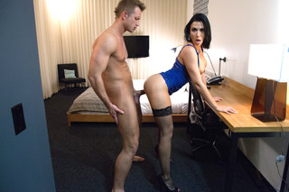 Rachel Starr & Bill Bailey  in Tonight's Girlfriend - Naughty America - Sex Position #8