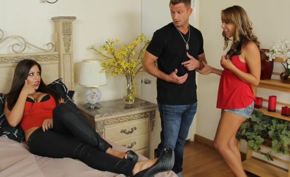 Ella Milano & Yurizan Beltran - Sex Position #1