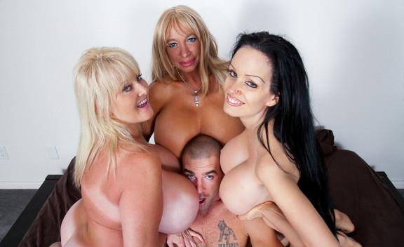 Echo Valley, Kayla Kleevage & Sofia Staks - Sex Position #2