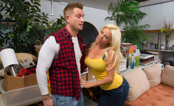 Nikita Von James - Sex Position #2