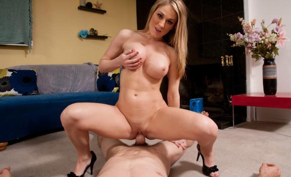 Amber Ashlee - Sex Position #3
