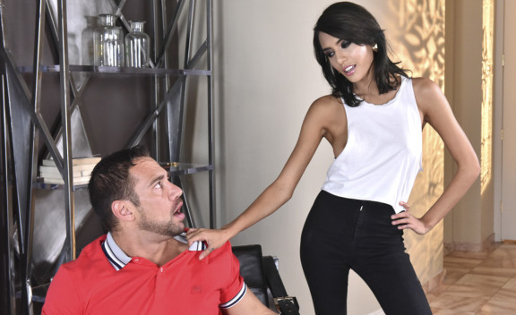 Janice Griffith - Sex Position #1