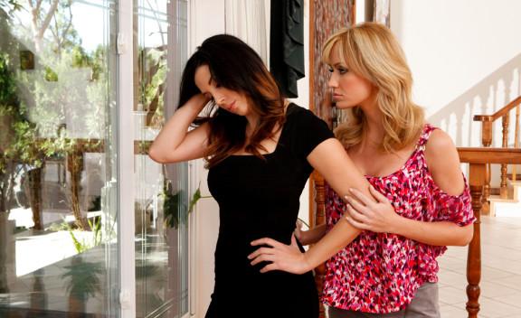 Angela Sommers & Jelena Jensen - Sex Position #1