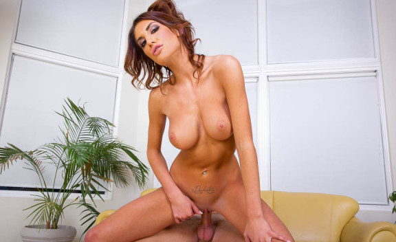 August Ames - Sex Position #3