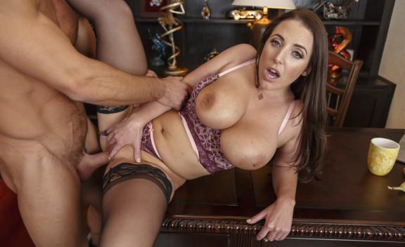 Angela White - Sex Position #5