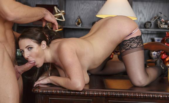 Angela White - Sex Position #6