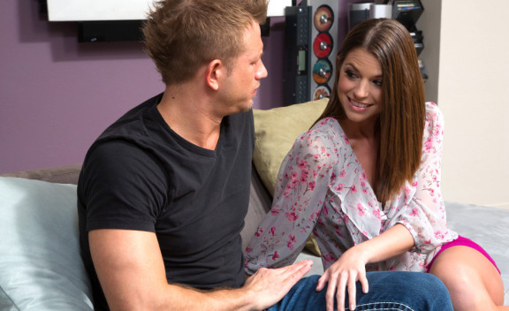 Brooklyn Chase - Sex Position #1