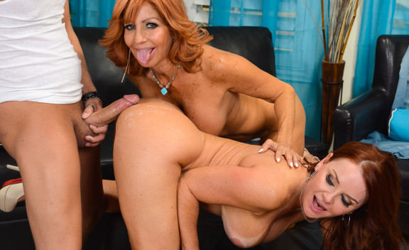 Janet Mason & Tara Holiday - Sex Position #12