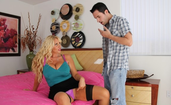 Karen Fisher - Sex Position #2