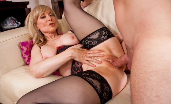Nina Hartley - Sex Position #11