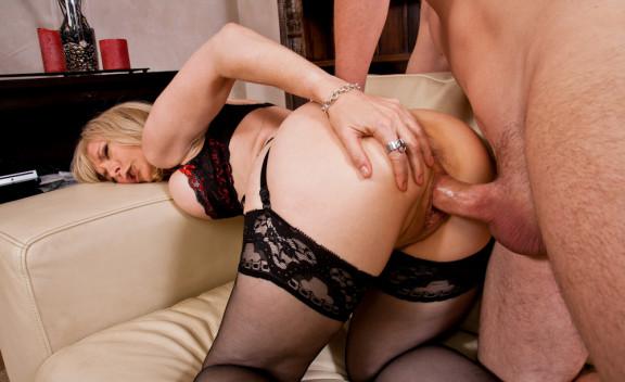 Nina Hartley - Sex Position #12