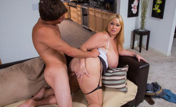 Samantha 38G - Sex Position #4