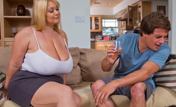 Samantha 38G - Sex Position #1