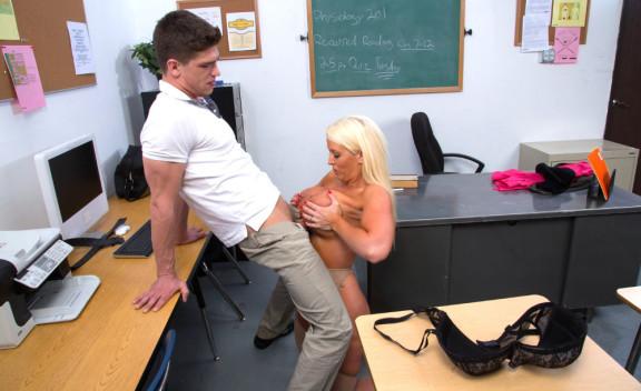 Alura Jenson - Sex Position #6