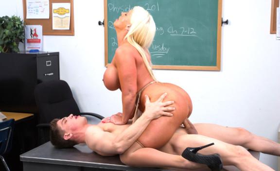 Alura Jenson - Sex Position #8