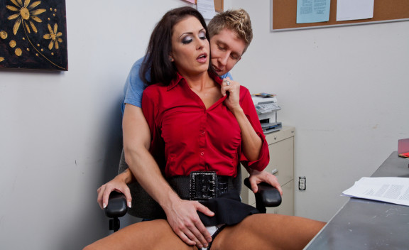 Jessica Jaymes - Sex Position #4