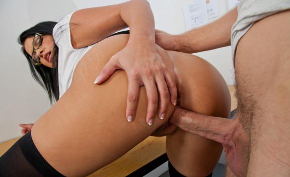 Lacie James - Sex Position #5