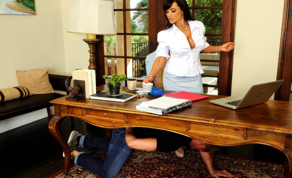Lisa Ann - Sex Position #1