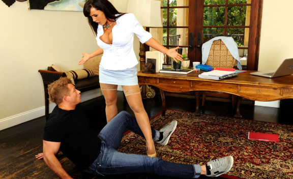 Lisa Ann - Sex Position #3