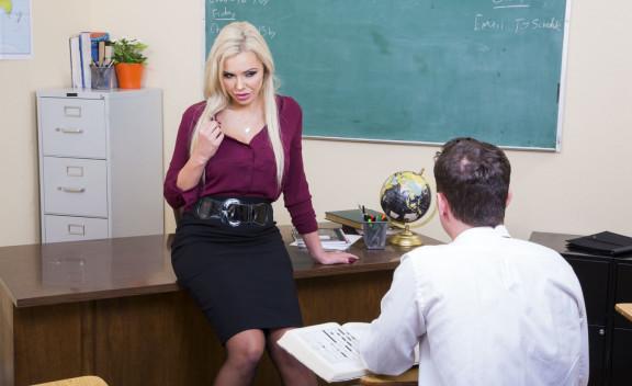 Nina Elle - Sex Position #1
