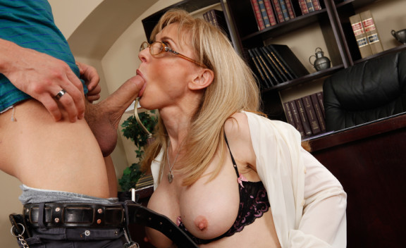 Nina Hartley - Sex Position #2