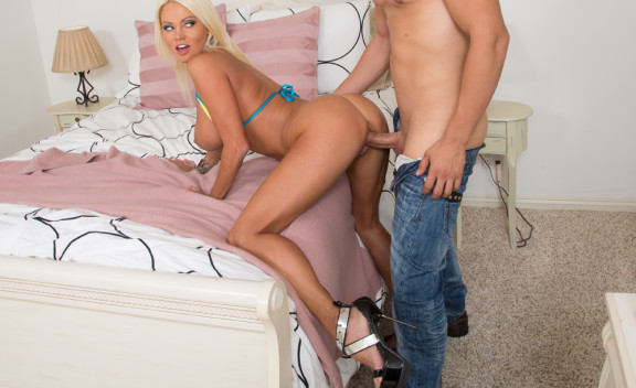 Nikita Von James - Sex Position #6