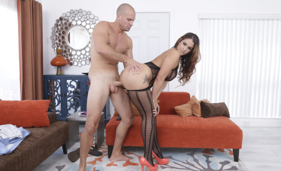 Miss Raquel - Sex Position #5
