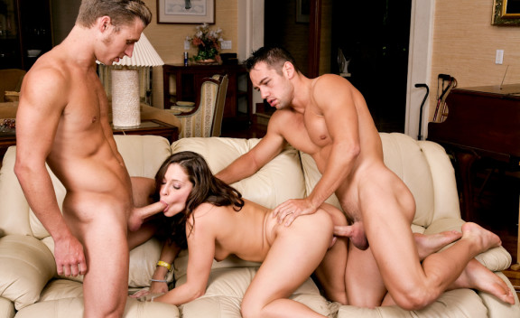 Gracie Glam - Sex Position #6