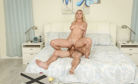 Kylie Page - Sex Position #7
