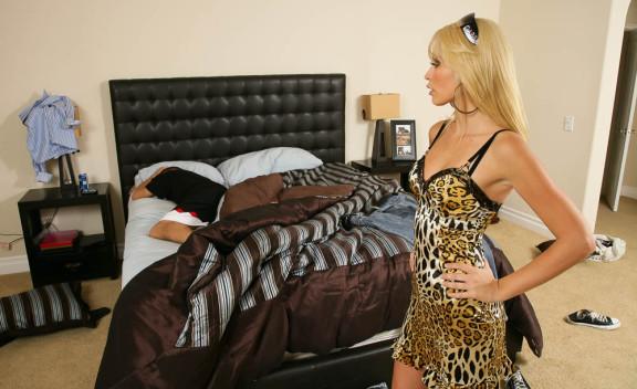 Monique Alexander - Sex Position #1