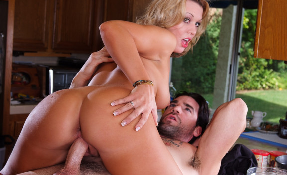 Ashley Sweet - Sex Position #7