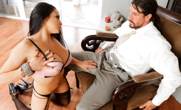Audrey Bitoni - Sex Position #4