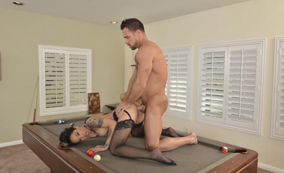 Honey Gold - Sex Position #3