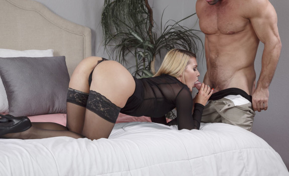 Abby Cross - Sex Position #2