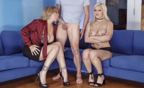 Julia Ann & Kylie Page - Sex Position #2