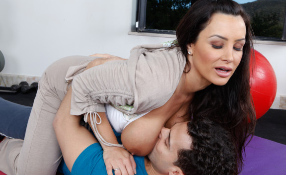 Lisa Ann - Sex Position #2