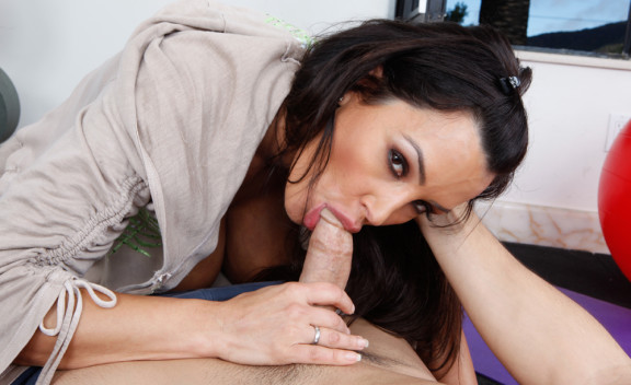Lisa Ann - Sex Position #4
