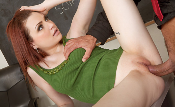 Marina Blue - Sex Position #6