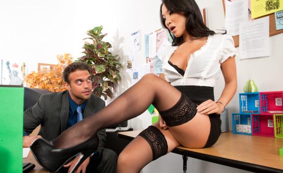 Asa Akira - Sex Position #4