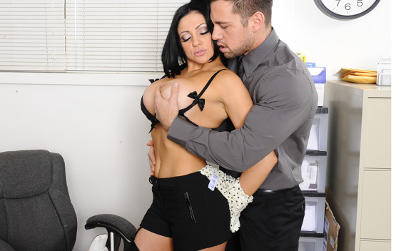 Audrey Bitoni - Sex Position #4