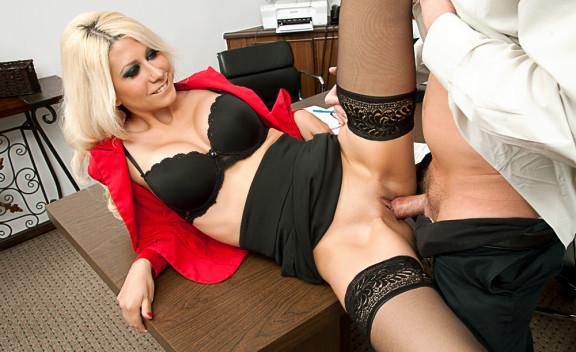 Jazy Berlin - Sex Position #3